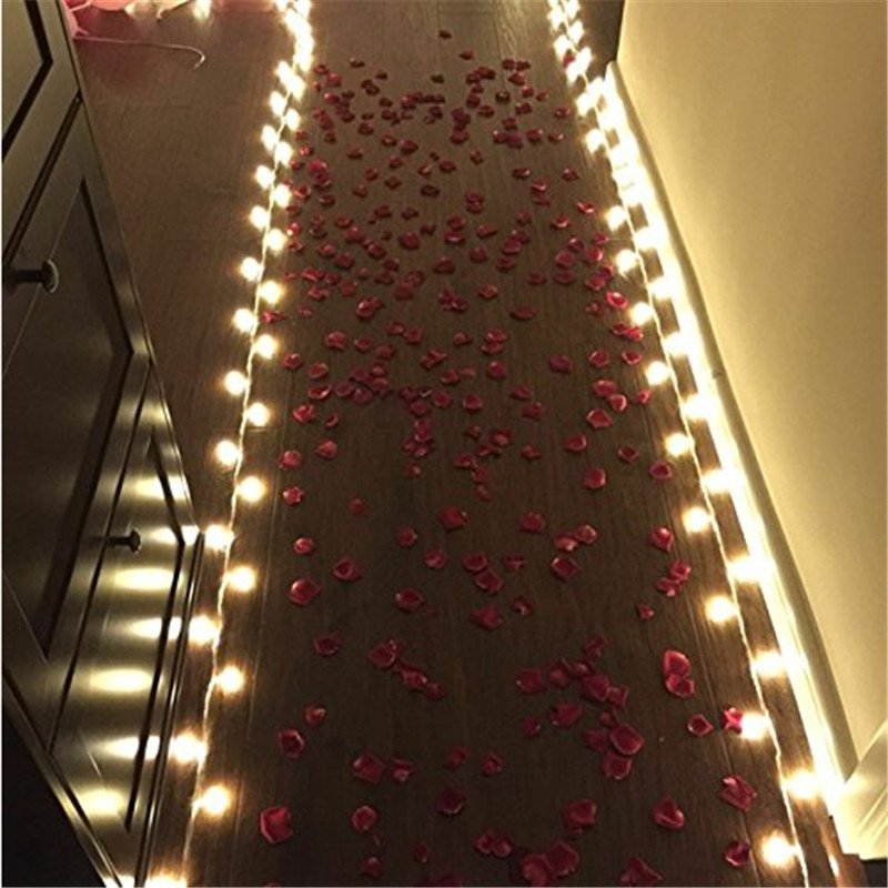 Free shipping 10M led string lights with 50led ball AC220V holiday decoration lamp Festival Christmas lights outdoor lighting(China (Mainland))