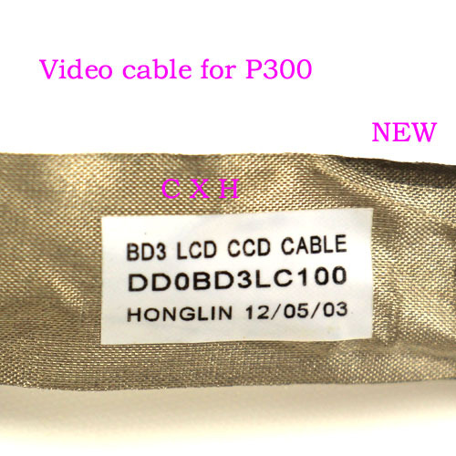 P300  DD0BD3LC100  Screen cable  free shipping<br><br>Aliexpress