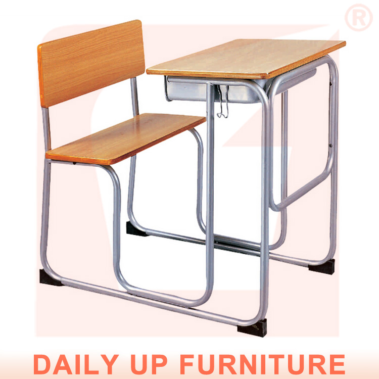Popular school table chair buy cheap school table chair for Affordable furniture for college students