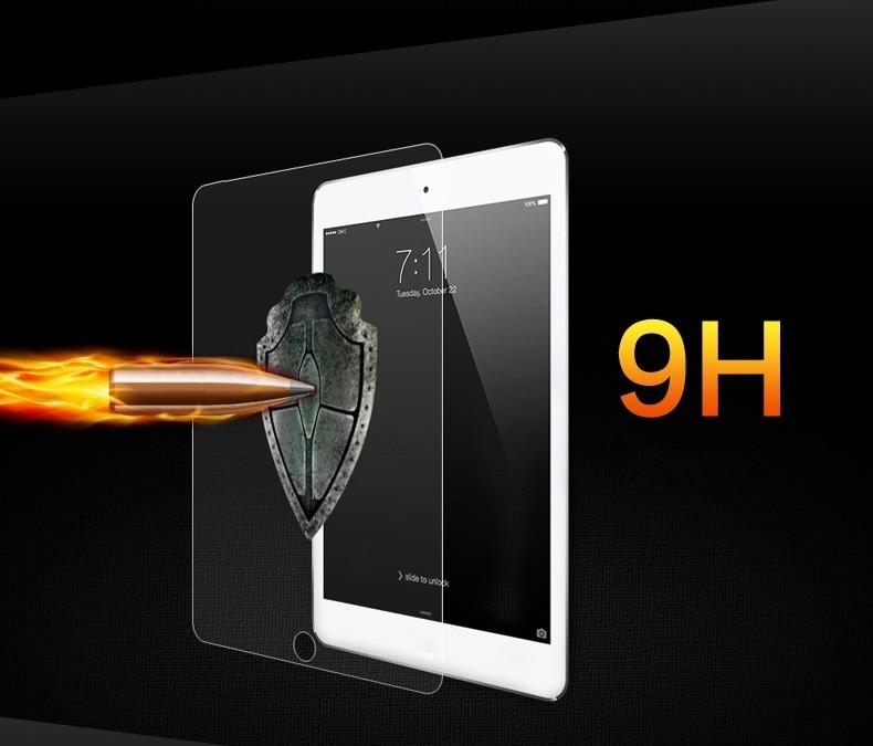 Для iPad 9.7 Screen Protector Hard Cover Для iPad pro 9.7 Закаленное Стекло Премиум Тонкий Чехол Пленка для iPad Pro 9.7