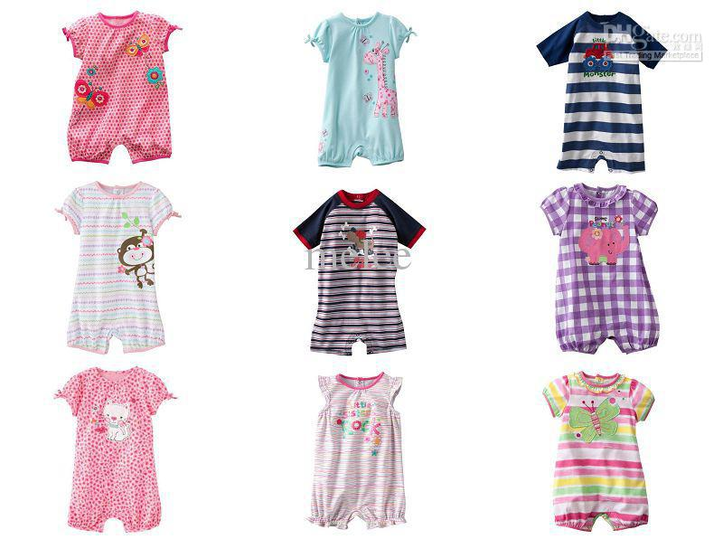15 Jumping Beans Girls Jumpers Baby Rompers Jumpsuits Boys Tracksuits Tee T-Shirt Baby Kids Clothing(China (Mainland))