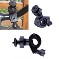 Gopro Accessories Bike Bicycle Motorcycle Handlebar Seatpost Clamp Roll Bar Mount Tripod Holder For GoPro Hero
