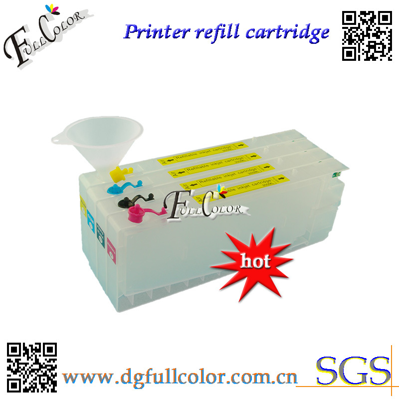 Фотография Free shipping DHL .FEDEX.EMS  ink refill cartridge for epson color 3000 pro 5000 MJ-8000C printer refil ink kits