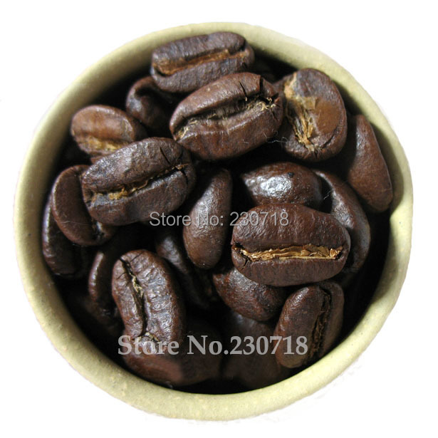 China Yunnan Roasted Coffee Luwak Bean 227g Free Shipping Fresh