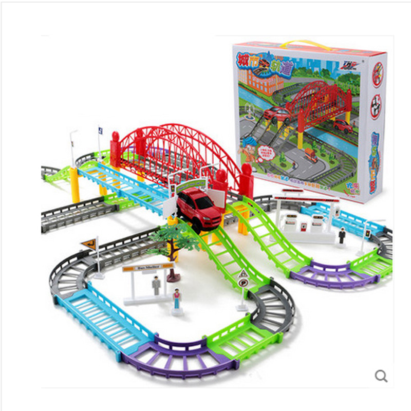Hot Selling Thomas and Friends Electric Rail Car Toy Track Diecast Railway Trains Thomas Toys Children Best Christmas Gift(China (Mainland))