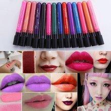 24 Colors Waterproof Long Lasting Lip Liquid Pencil Matte Lipstick Beauty Makeup Lip Gloss