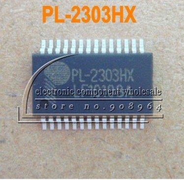 25pcs/LOT PL2303HX PL2303 USB to RS232 Serial Bridge Controller