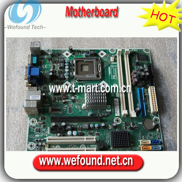 Фотография 100% Working Laptop Motherboard for HP 2080 G41 593137-001 581497-001 Series Mainboard,System Board