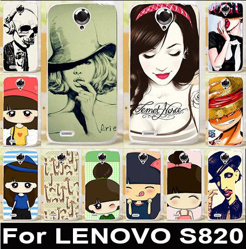 Чехол для для мобильных телефонов 2015 Lenovo S820 820 Drop G005 tought screen lenovo s820