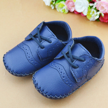 Kids Toddler Baby Faux Leather Prewalker Shoes Girls Boy Loafers Shoes 0 1 Year For