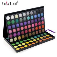 Rosalind Eyes Makeup Professional 120 Color Full Colors Eyeshadow Palette Eyeshadow Makeup Palette Cosmetic Palette(China (Mainland))