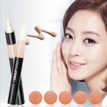 High Quality Make up Eye Circle Cover liquid Concealer Pen Hide Blemish Under-Eye Circles Brightener Makeup for dark circles(China (Mainland))