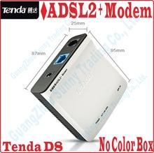 Tenda d8 ad alta velocità internet dsl modem adsl 2 + router cablato modem a banda larga adsl, nessun colore pacchetto della scatola, trasporto e spedizione, prom-  (China (Mainland))