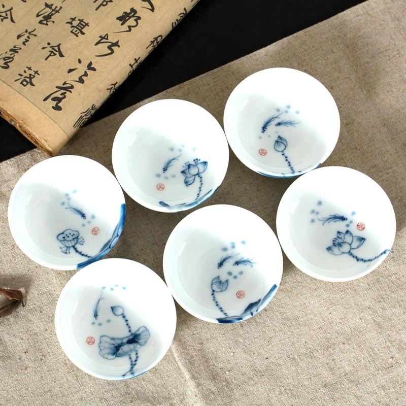 синий чай из китая свойства