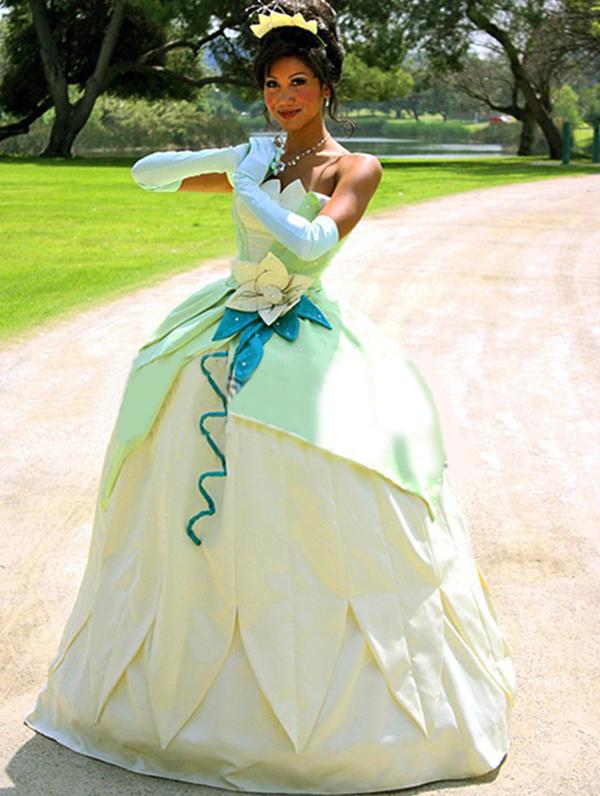 Acheter livraison gratuite 2015 sexy costumes pour les femmes la princesse et la - Costume princesse disney adulte ...