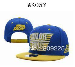 Taylor Gang Snapbacks cotton snapback hat unisex snapbacks free shipping hat wholesale custom cap mix order(China (Mainland))