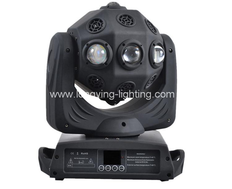 Free shipping 2pcs/lot new product stage lighting 8x30w led beam moving head light(China (Mainland))