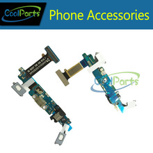 For Samsung galaxy S6 USB Charging Port Charger Dock Plug Flex Cable  Free Shipping 20PCS/Lot