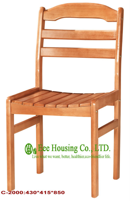 C-2000 Luxurious Solid Dining Chair,Solid Wood Dinning Table Furniture With Chairs/Home furniture(China (Mainland))