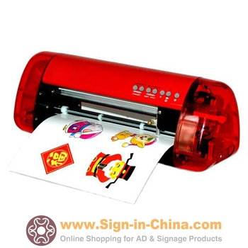 A3 Size Mini Portable Vinyl Cutter Plotter,Mini Vinyl Desktop cutting plotter,with Contour Cut Function