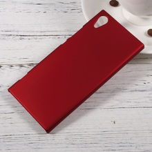 Buy Sony Xperia XA1 Hard Cases Rubberized Hard Back Phone Case Shell Sony Xperia XA1 Covers Bags Capas Red for $1.43 in AliExpress store