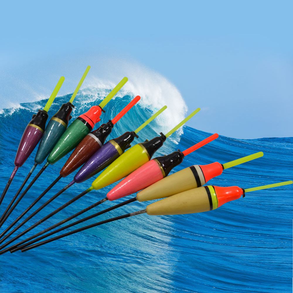 Online buy wholesale slip bobber fishing from china slip for Fishing bobbers bulk