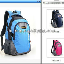 New Fashion tablet pc laptop backpack School bags(China (Mainland))