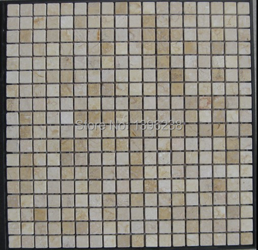 square stone mosaic for wall,square stone mosaic for floor,square stone mosaic hot sell,LSST010