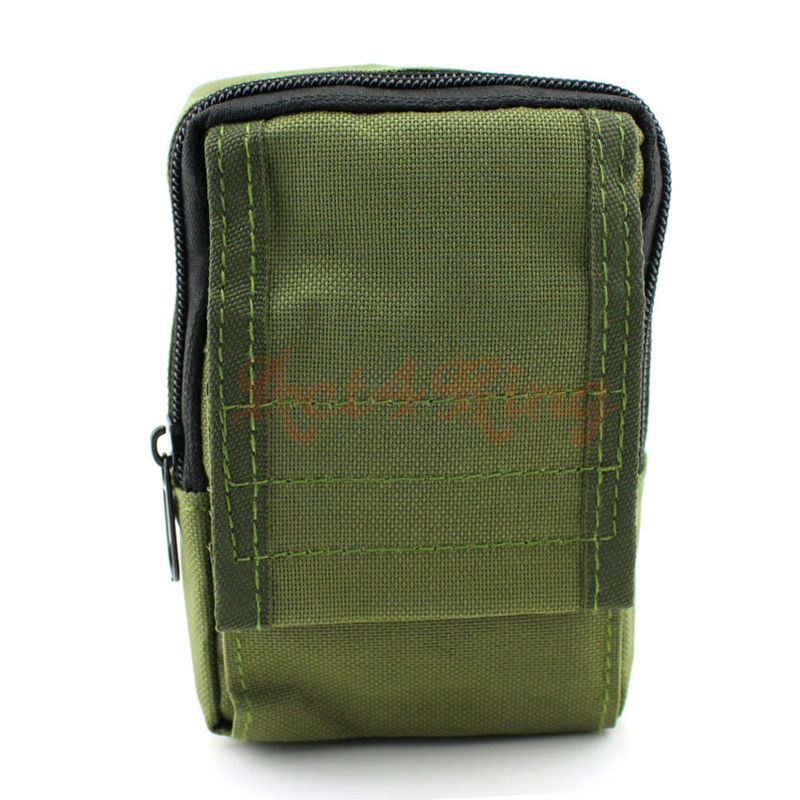 Military Travel Waist Pack Army Molle Waist Bag Utility Belt Pouch Velcro Recon Detection Bag for Hiking Camping Outdoor Sports<br><br>Aliexpress