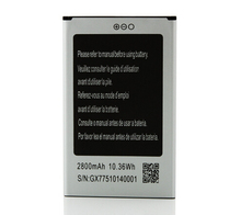 100% New original 2800mAh Battery for Lenovo s850c (China (Mainland))