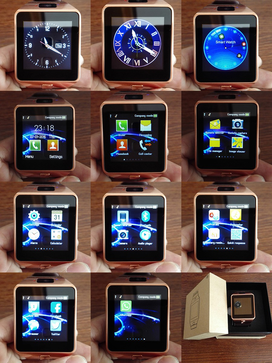 2017 New Smart Watch dz09 With Camera Bluetooth WristWatch SIM Card Smartwatch For Ios Android Phones  xiaomi huawei PK GT08 A1 2