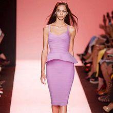 Сексуальный глубокий v-образным вырезом лето впп платье оборками vestido знаменитости женщины платья 2016 колен 2 из двух частей платье повязки