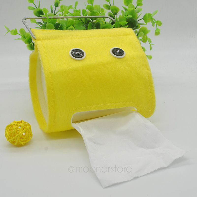 Creative Design Tissue Box Cute Lovely Roll Tissue Paper Case Holder for Home Usage Accessories Free Shipping Y57*JJ0123#S7(China (Mainland))