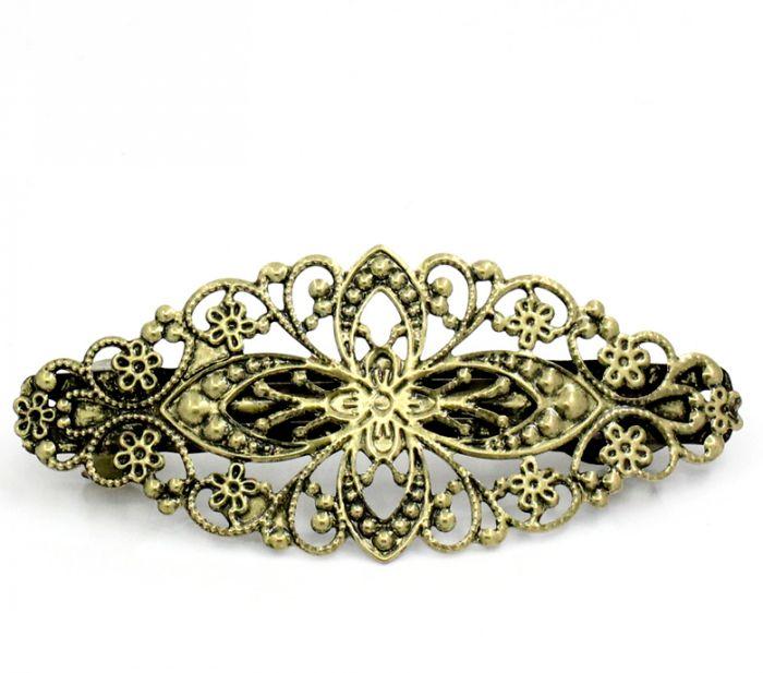 Ювелирное украшение для волос Mr. Beads & Jewelry Supplier 80x35mm, 5 mr.jewelry B13209 fn2080 6 07 filters beads and chips mr li