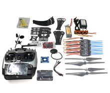 Buy DIY RC Drone Quadrocopter RTF X4M360L Frame Kit GPS APM 2.8 AT9 TX F14892-C for $221.17 in AliExpress store