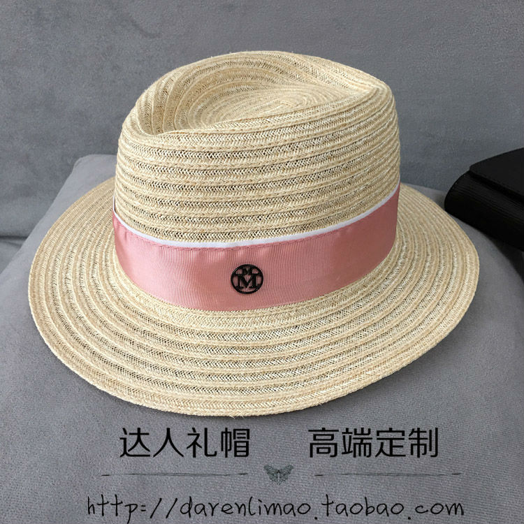 M the straw hat little hearts short summer eaves topi linen is prevented bask in han edition leisure sweet girl(China (Mainland))