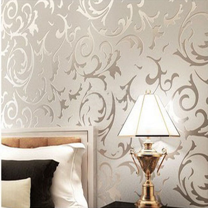Buy Fashion European Style Pvc Wall Paper