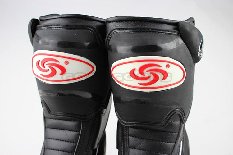 PRO-BIKER SPEED BIKERS Motorcycle Breathable Boots Moto Racing Riding