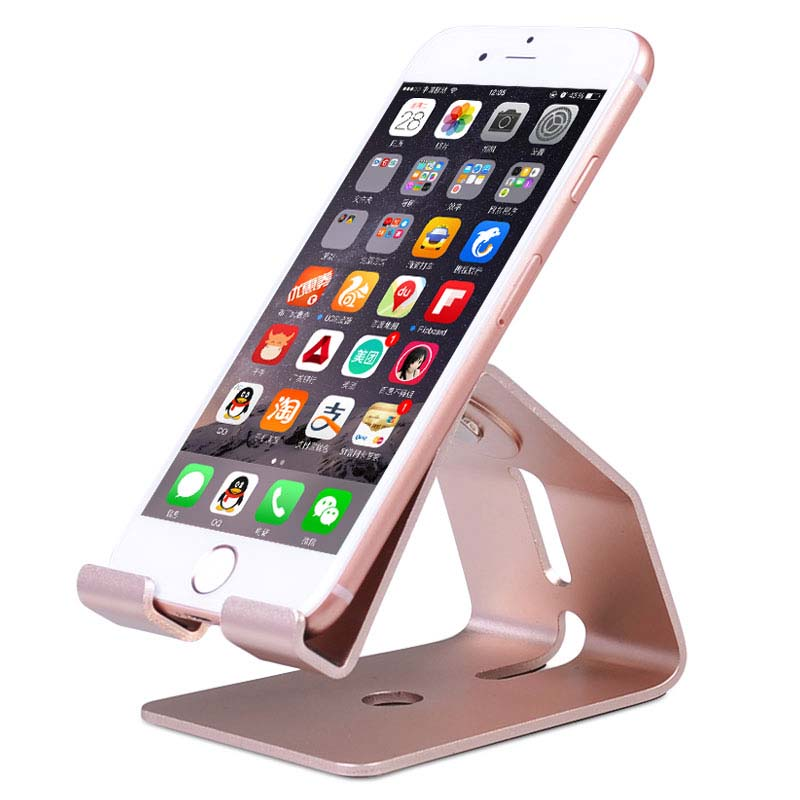 Universal Holder Stand Mount Support For Your Iphone Samsung xiaomi redmi 3 pro Meizu m2 note Mobile Cell Phone Desk Holder(China (Mainland))