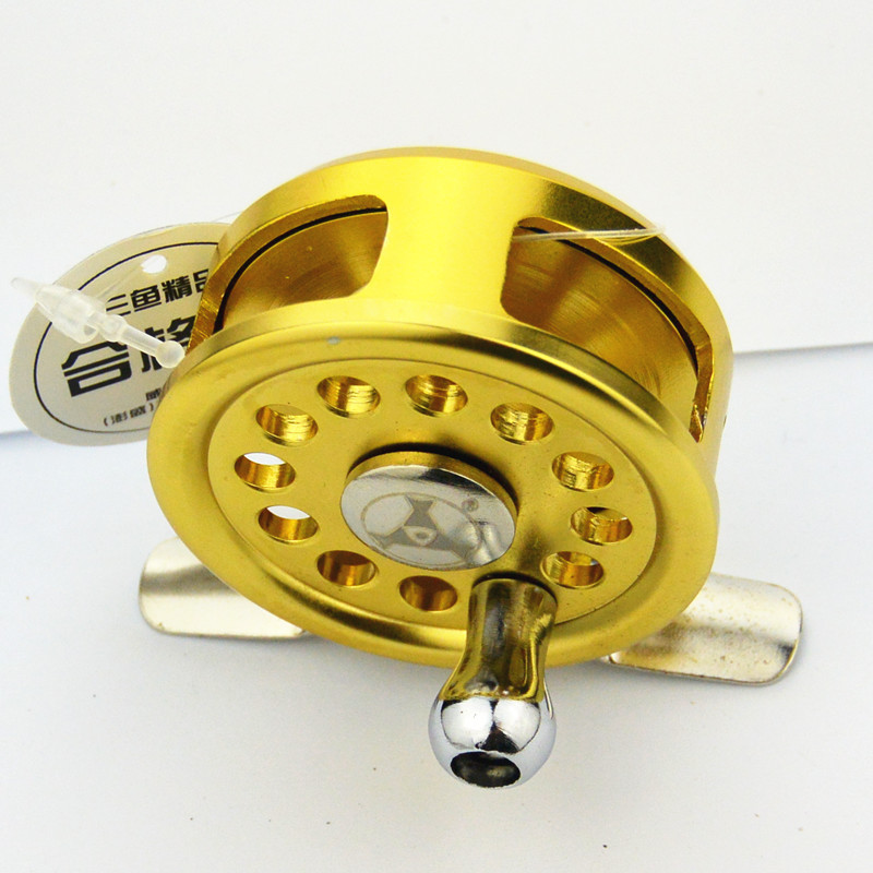 fly fishing reel Baitcasting Fishing Reel Lure J78 wheel lateral roller fishing reel salt water wheel