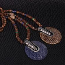 Мода корова Кость гравировкой groove совместное этническая ожерелье, Непал ювелирные изделия ручной работы sandalwoods длинный свитер ожерелье год сбора винограда(China (Mainland))