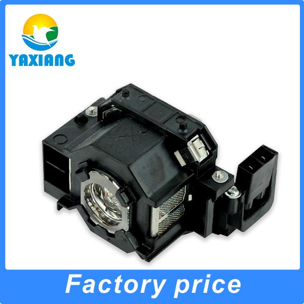 Фотография Compatible Projector Lamp bulb with housing  For  Powerlite 822P POWERLITE 83 POWERLITE 83+  POWERLITE 83C