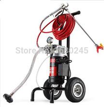 Mejor pulverizador de pintura sin aire con sprey eléctrica M819-A máquina con 50 cm extender polo 517 / 519 boquilla consejos máquina de pintar