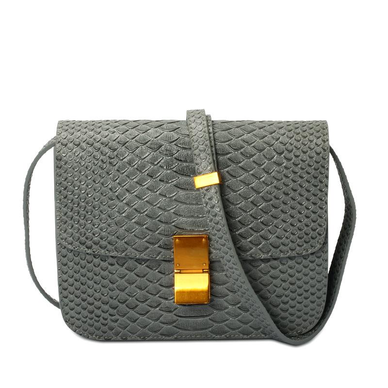 Women Messenger Bags real genuine leather bag designer sling green crossbody bags for women bolsos mujer de marca famosa 2016(China (Mainland))