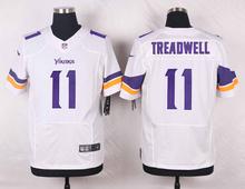 100% Stitiched,Minnesota Vikings,Teddy Bridgewater Laquon Treadwell Harrison Smith Anthony Barr Elite for men(China (Mainland))