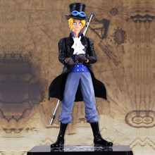 Anime Model One Piece DXF Sabo PVC Action Figure Collectible Model Toy w