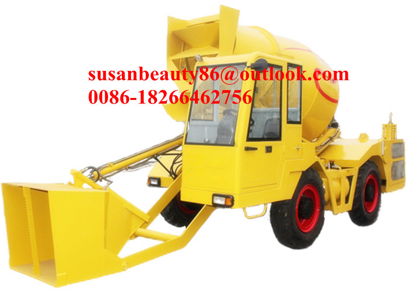 USED for commercial building new concrete mixer truck with scale , planetary mixer(China (Mainland))