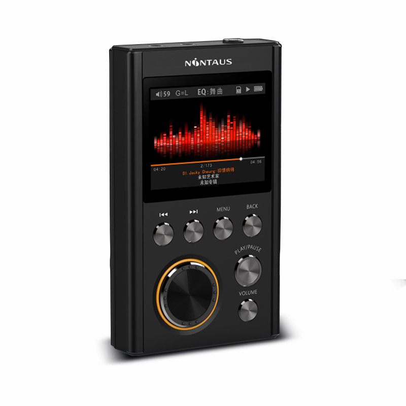2016 Brand New NiNTAUS X10 DSD64 24Bit/192Khz Entry-level HiFi Lossless Music Player High Quality Mini Sport MP3 Player(China (Mainland))