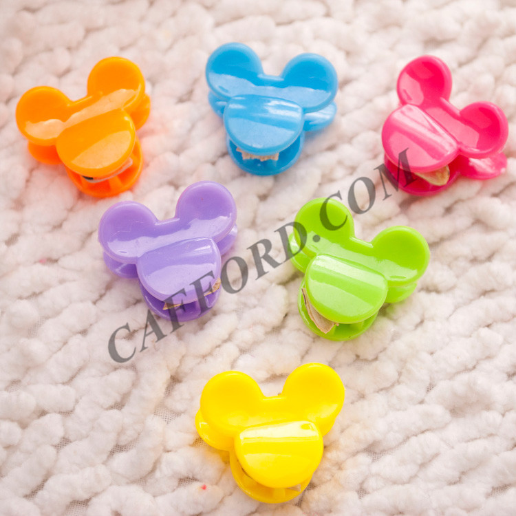 Mickey dog hair clips(China (Mainland))