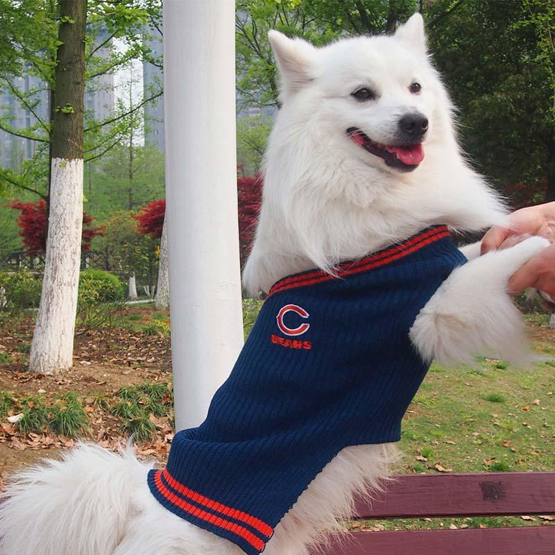 2016 HOT sale striped dog cloth Cotton Autumn And Winter Fresh Campus Pet Clothing Mascotas Cachorro Perros Ropa Para Perros(China (Mainland))